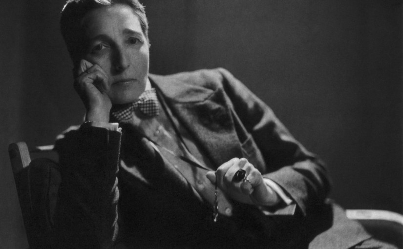 Marguerite Radclyffe Hall and Una Troubridge