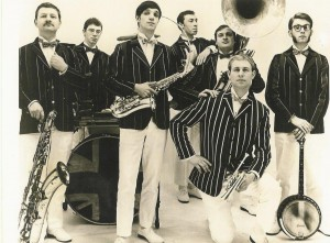 Spencer's Washboard Kings at the height of their popularity in 1966.