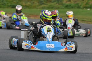 Jack Barlow leads the way at Whilton Millled