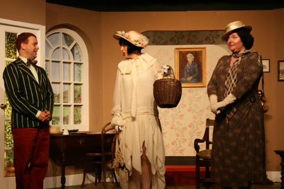 Rye Players Present Mapp & Lucia