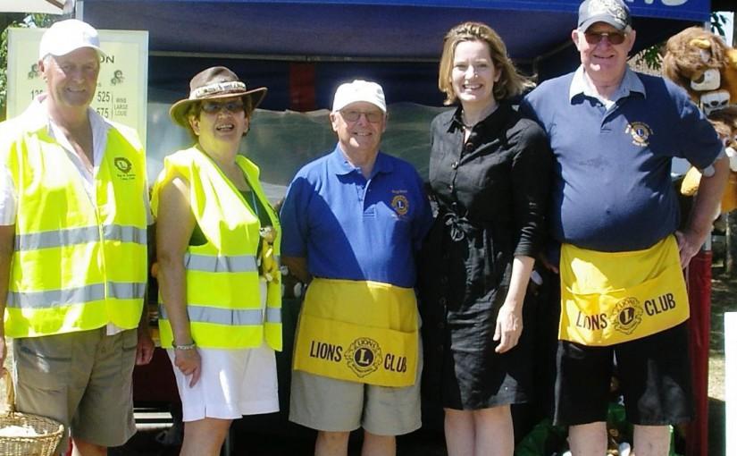 Rye & Hastings MP At Icklesham Fete