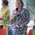 MP Amber Rudd opened Hastings Armed Forces Day and Summer Fair