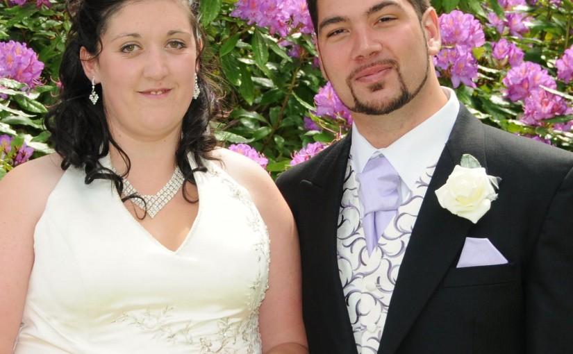 Sophie & Derek Tie The Knot At Whatlington