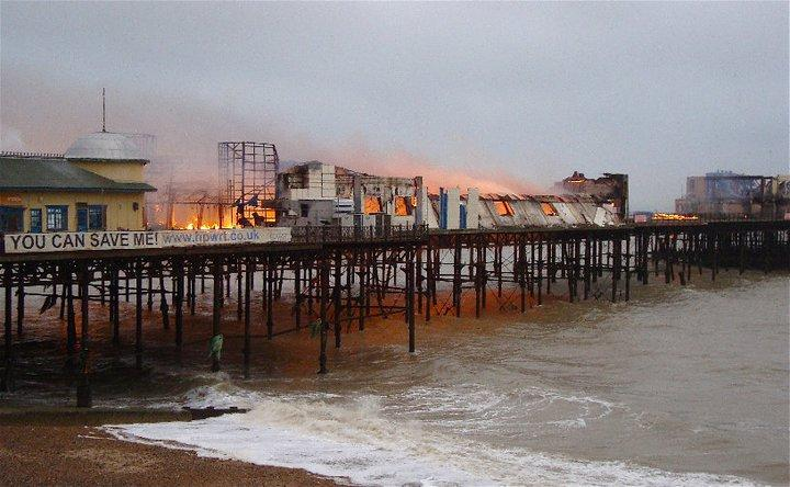 Pier Disaster