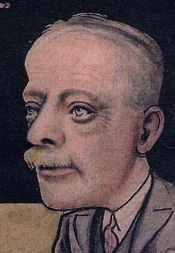 E F Benson Freeman of Rye