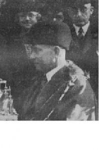George Marsden Mayor of Rye  1940