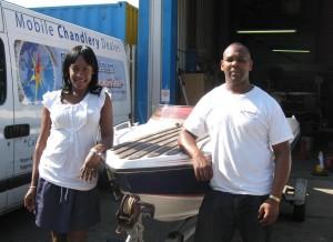 Elaine and Chris Codner bring Chandler Shop back to Rye