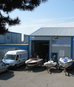 New Ship's Chandlers at Rye Industrial Estate