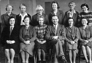 The Teachers of Rye Primary School Ferry Road