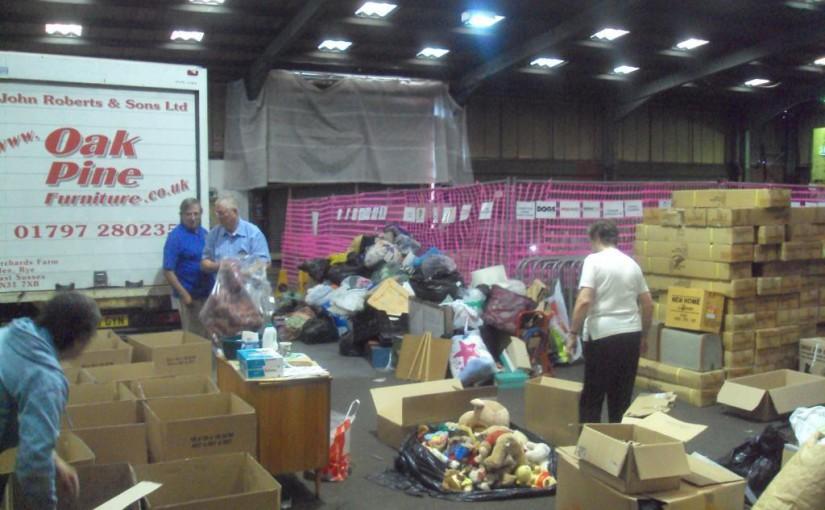 Lions Aid Orphanages Again