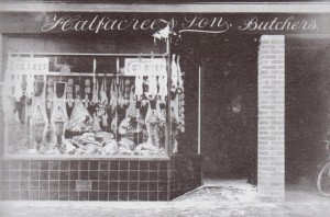 Halfacree Butcher - Used 2 vans and 5 Bicycles for delivery