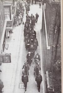 The New Borough Council 1968