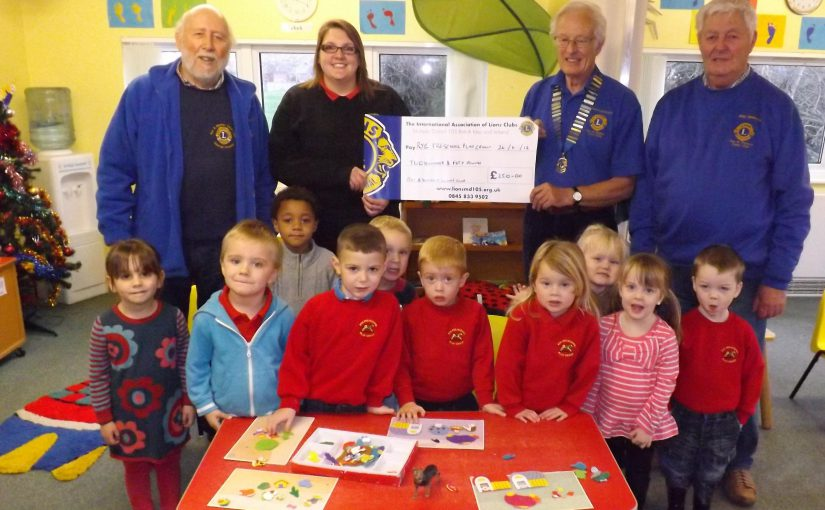 Lions Aid Rye Playgroup