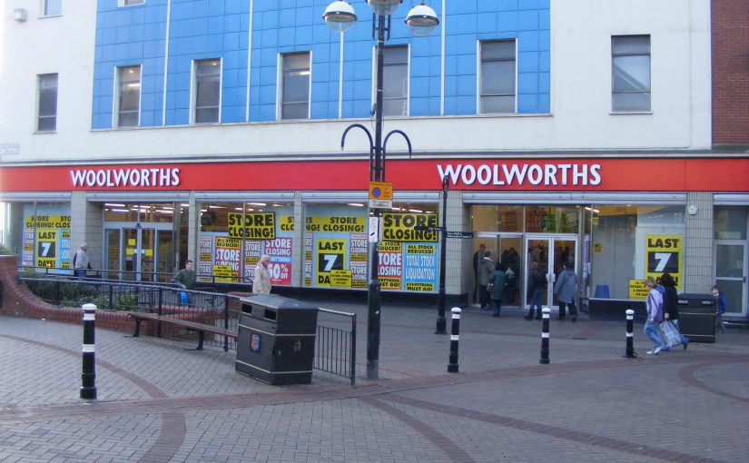 Remembering Woolies