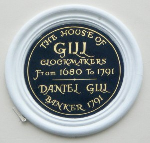 The House of Gill - Clockmakers