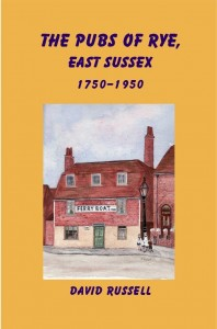The Pubs of East Sussex  RO       2013