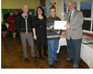 Tilling Green Community Centre Celebrates Success of Volunteers