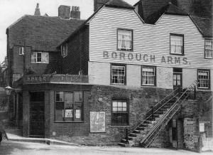 Borough Arms c 1960