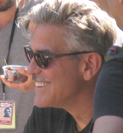 George Clooney in Rye