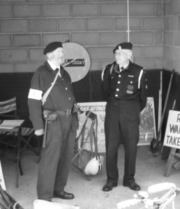 Wartime on Britain's Streets