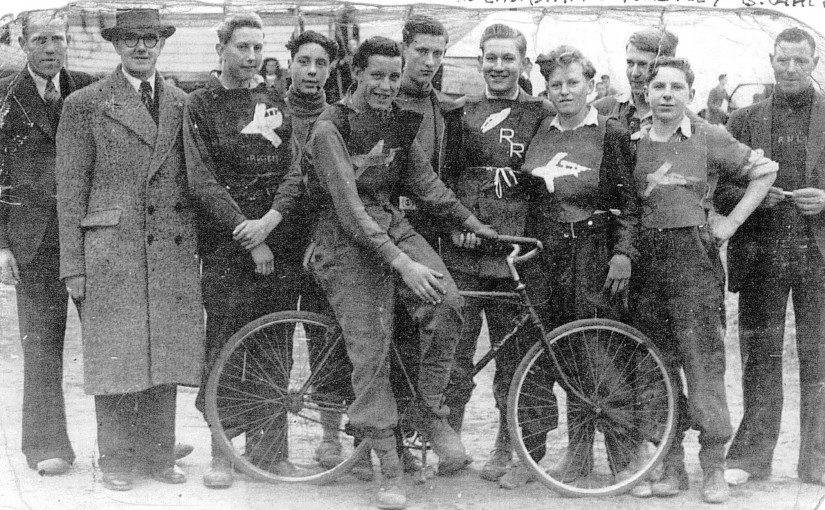 Cycle Speedway Mania