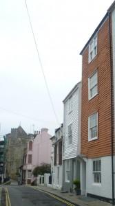10 Hill Street where Chapman lodged