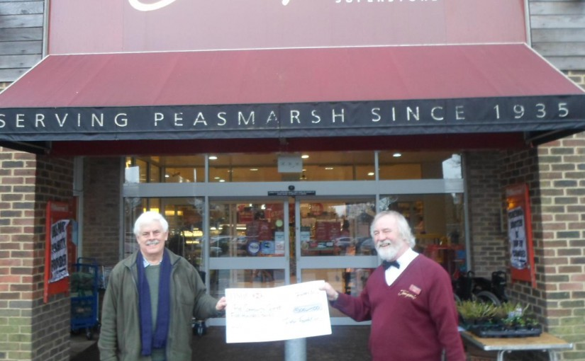 The Jempson Foundation Has Made A Donation To The Conduit Hill Based Community Centre