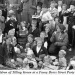 Children of Tilling Green 1953