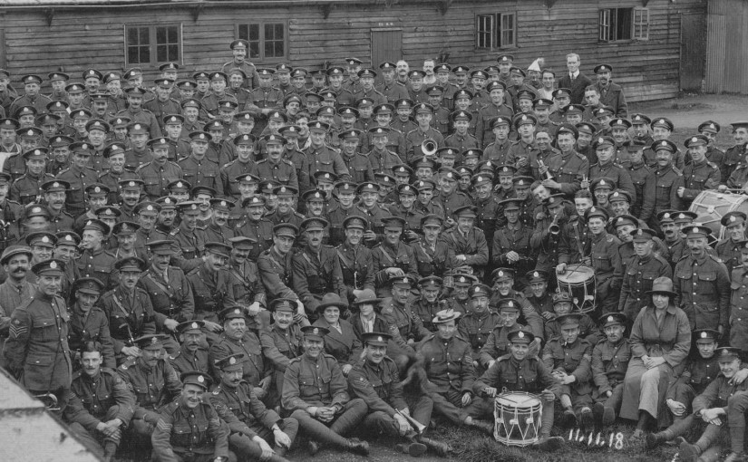 Hastings & The Great War