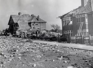 King Edward Avenue, 11 March 1943