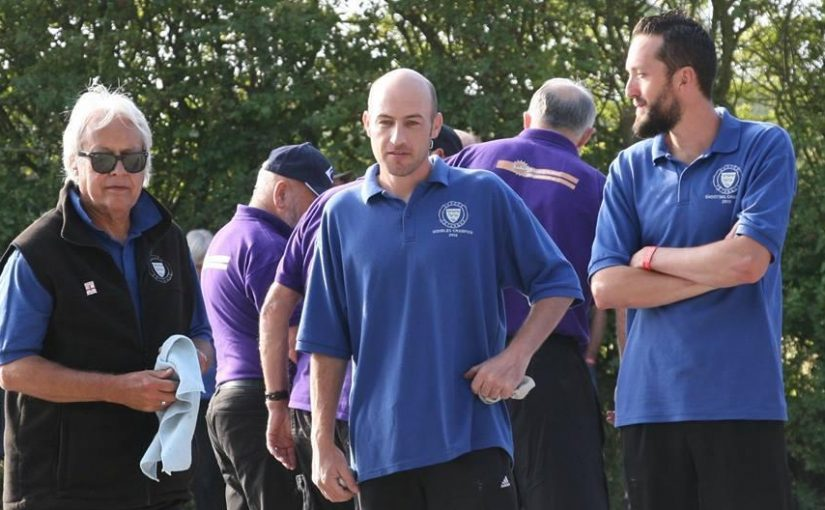 Merry Men Are Top Petanque Players In Sussex