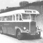 East Kent CFN 130 at Falaise Road Hastings on layover