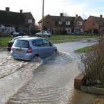 Marley Road is the first place to be flooded when there is a problem with High Water Levels