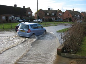 Marley Road is the first place to be flooded when there is a problem with the Tillingham Pump