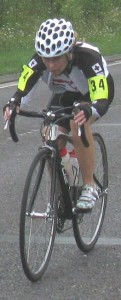 Keeley Chalk Women Club 25 Champion 2012