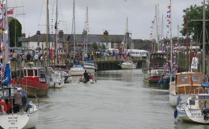 Rye Maritime Festival 2008