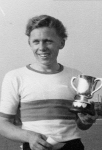 Mike Ashdown - One of the best track sprinters in the country - Wheelers star of the 1960's