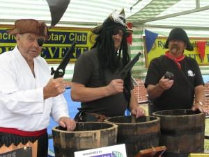Rotary at Maritime Festival RO September 2008
