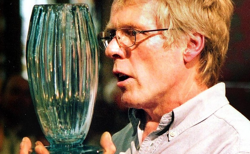 Andy MaConnell In a Glass of His Own