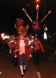 Bonfire 2005   RO Dec 2005