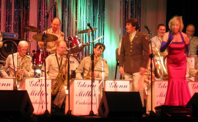 Glenn Miller Orchestra in Rye