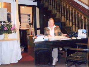 General Manager Irene Cheetham
