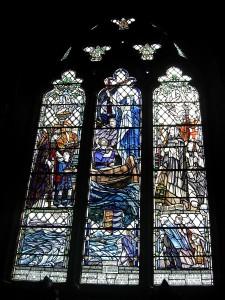 Lifeboat Window Rye Harbour Church