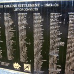 The names of those who sailed to Rye on board HMS Calcutta are marked with this fine memorial on the very spot they stepped ashore at Sullivan Bay