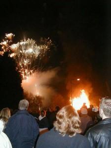 Rye Bonfire Nov 2005