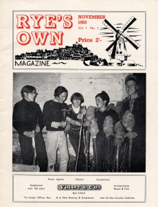 Rye's Own Number One November 1965