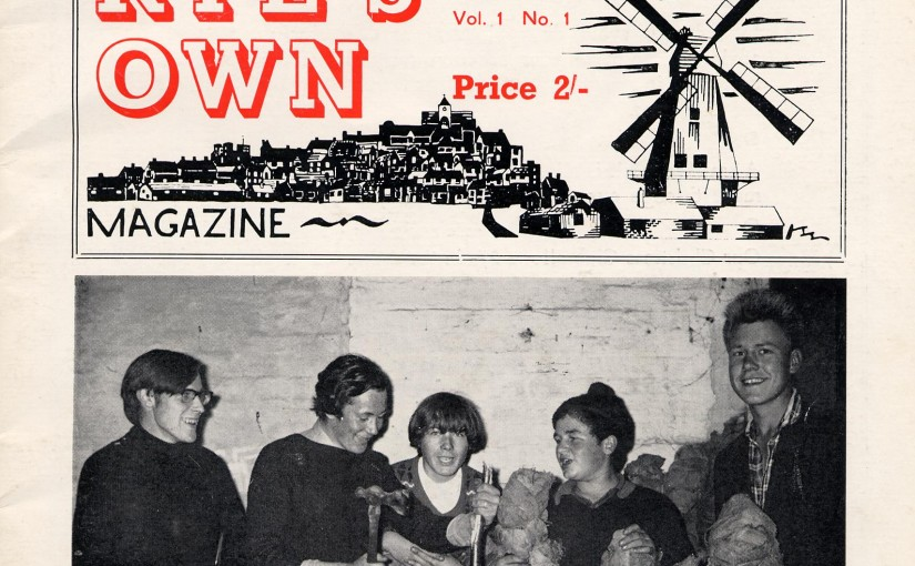 Free Electronic Copy of First Rye's Own November 1965