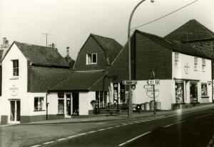 Bannisters Corner