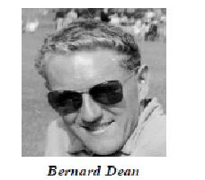 Bernie Dean, whose 49 Year Old Record was Beaten at Last