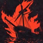 Burning Boat Emblem